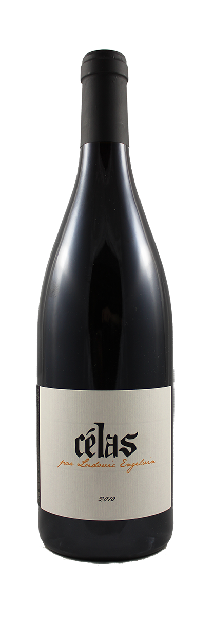 Domaine Ludovic Engelvin - IGP Gard - Celas - 2018 - Rouge