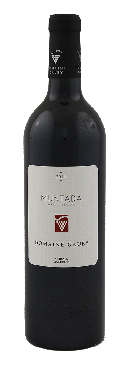 Domaine Gauby - IGP Côtes Catalanes - Muntada - 2016 - Rouge