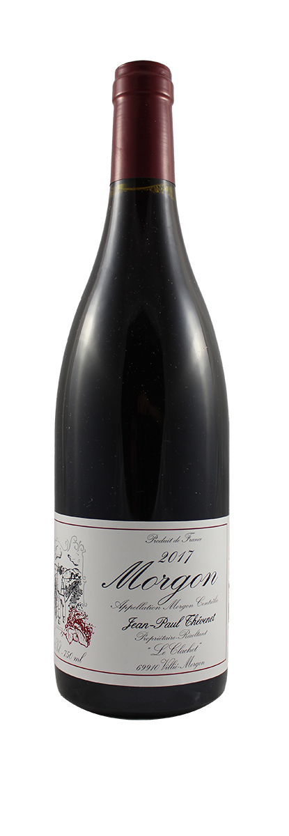 Domaine Thevenet Jean-Paul - Morgon - Tradition - 2017 - Rouge